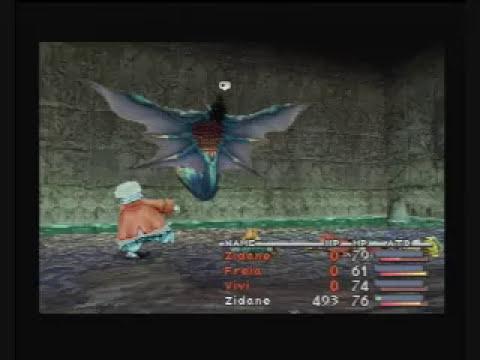 Final Fantasy IX Solo Character Challenge Quina: Gizamaluke