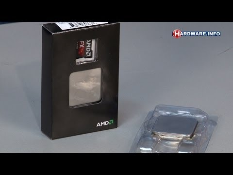 AMD FX 9590 en FX 9370 processor review - Hardware.Info TV (Dutch)