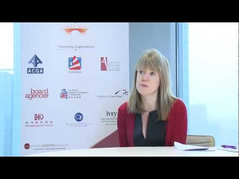 Community Business Quick Chat w/Kate Vernon, CB Managing Director & Head of D&I