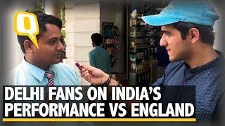 Delhi Cricket Fans on Kohli's Captaincy, Dhoni's Performance & More | The Quint