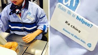 Hilarious Times People Were Born To Do Their Jobs ★ Funny Pictures ★