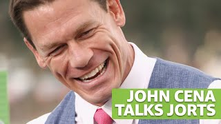 John Cena Talks About Jorts