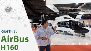 Tinhte.vn | RCA-2017 | Trực thăng Airbus H160 - bằng composite, rotor 5 cánh quạt, giá 22 triệu đô