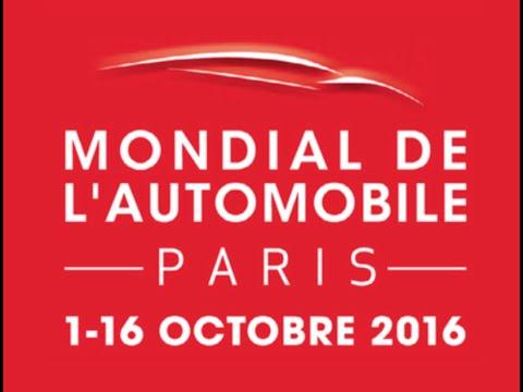 Mondial de l'Automobile Officiel