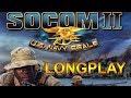 PS2 Longplay [013] - SOCOM II: U.S. Navy SEALs - All objectives Walkthrough   No commentary