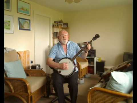 5-string Banjo: Way Down Upon The Swanee River (Including lyrics and chords)