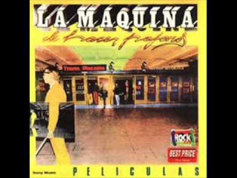 La Maquina de Hacer Pajaros - Peliculas (Full album)