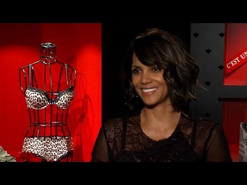 Halle Berry Discusses Purchase of Lingerie Maker
