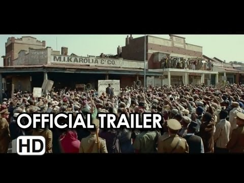 Mandela: Long Walk To Freedom Official UK Trailer (2013) – Idris Elba Movie HD