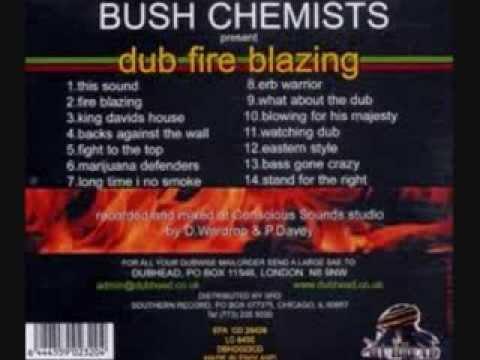 Bush Chemists.~Dub Fire Blazing.(Full Album)