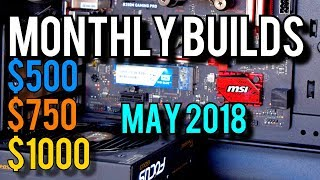 Crypto Is DEAD, Long Live Crypto! May 2018 [Monthly Builds 8]
