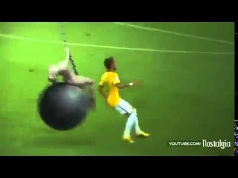 Secret behind Neymar's Injury - Must watch - Fifa worldcup 2014