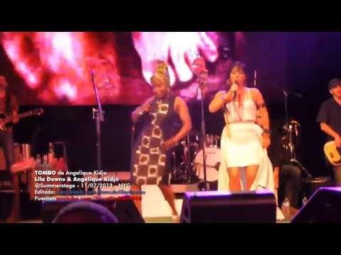 TOMBO: Lila Downs & Angelique Kidjo