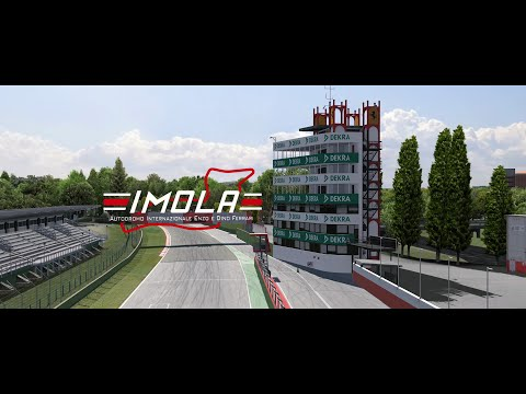 Imola: A Retrospective. Now Available on iRacing