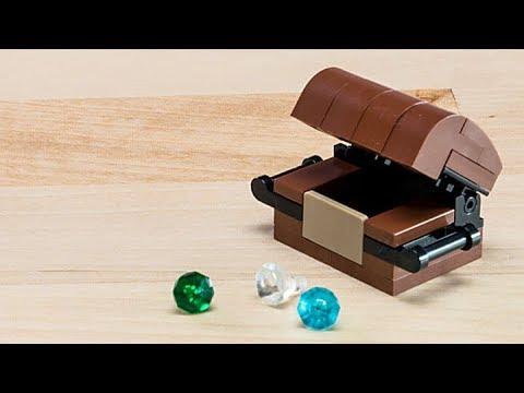 Что в моем Лего Чемоданчике? (Показ Минифигурок и прочего) Часть 1