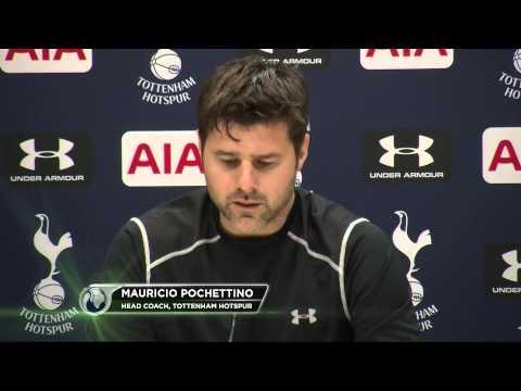 Mauricio Pochettino vor Derby: