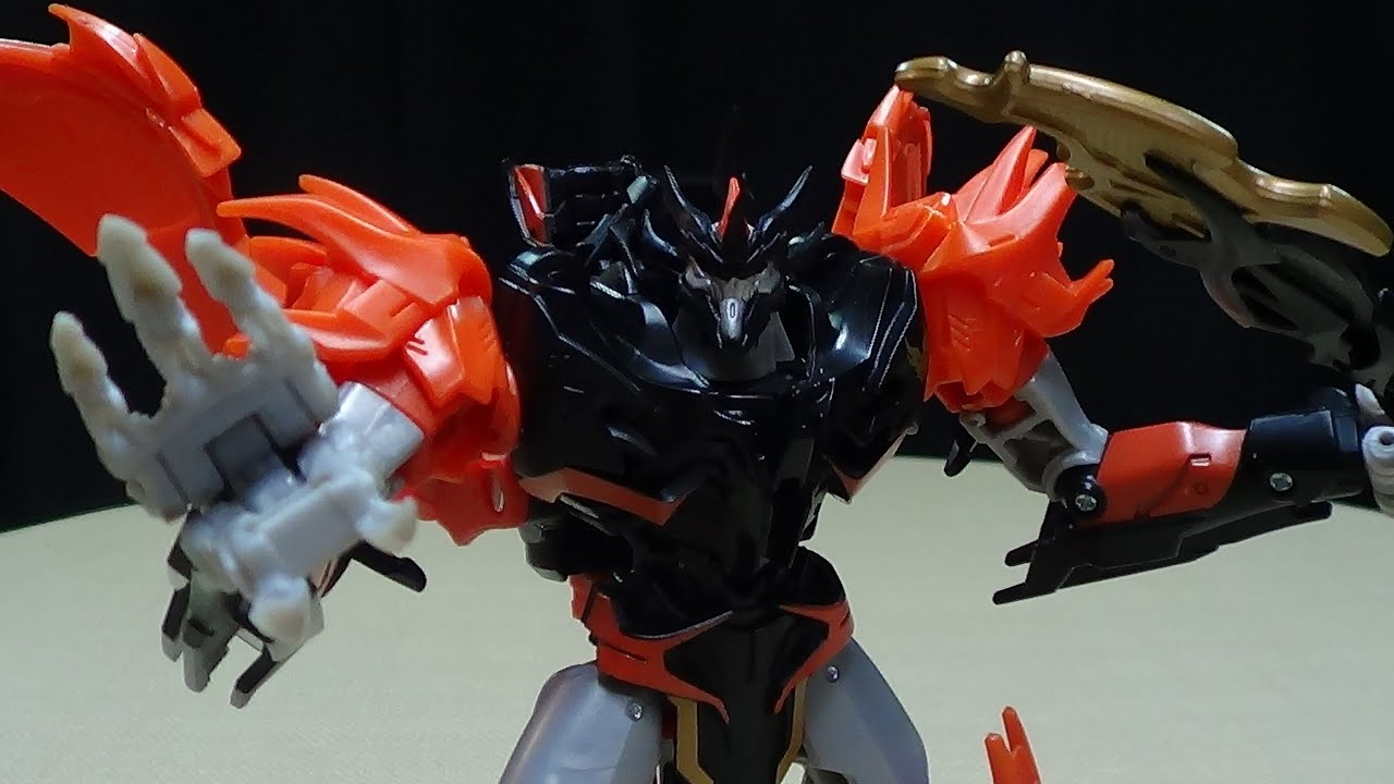 Review - Beast Hunters Voyager Predaking - TFormers