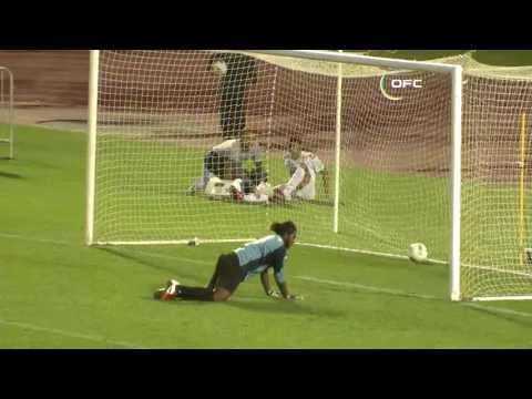 2013 OFC Champions League 2013.04.17 Waitakere United vs AS Mont Dore Highlights