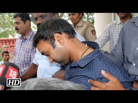 Indian Cricketer Amit Mishra Arrested