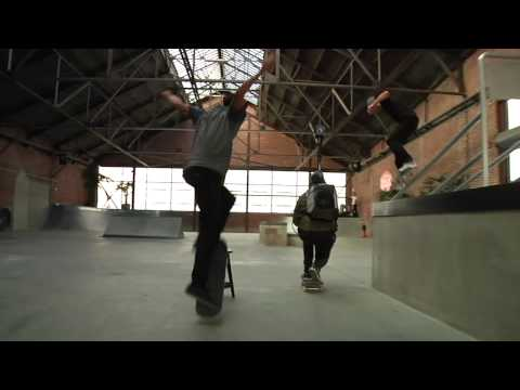 Nike Skateboarding s 360 Video: Behind The Scenes