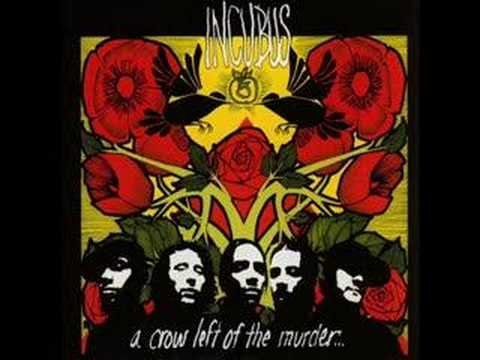 INCUBUS pistola  a crow left of the murder