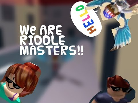 """WE SHOULDN""""T HAVE GONE THROUGH THE MIRROR!!! Roblox Gaming with Friends Ep. 4"""