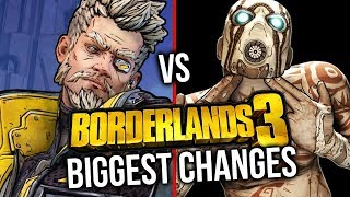 Borderlands 3 vs Borderlands 2: BIGGEST CHANGES