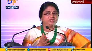 Margadarsi Records Rs 10,000 Crore Turnover | MD Sailaja Kiron Full Speech