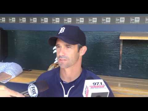 Video: Detroit Tigers manager Brad Ausmus discusses health of Miguel Cabrera, Joakim Soria