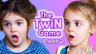Download Song THE TWIN GAME! PT. 2 | MILA & EMMA Free StafaMp3
