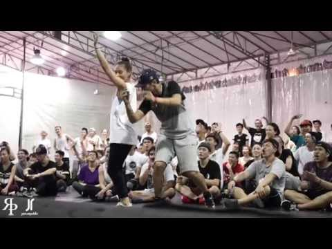 """Keone & Mariel Madrid 