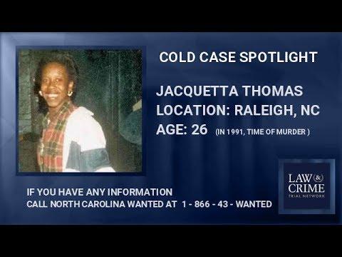 Cold Case Spotlight - Murder of Jacquetta Thomas