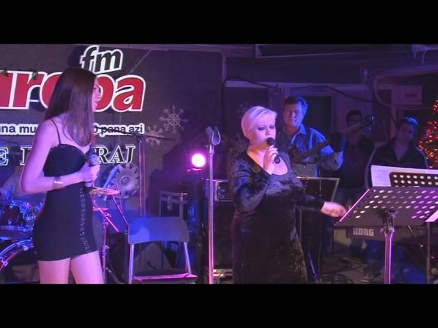 Monica Anghel & Bianca Ionita - Silent Night (LIVE in Garajul Europa FM)
