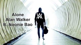 Alan Walker- I'm Not Alone (Lyric Video)