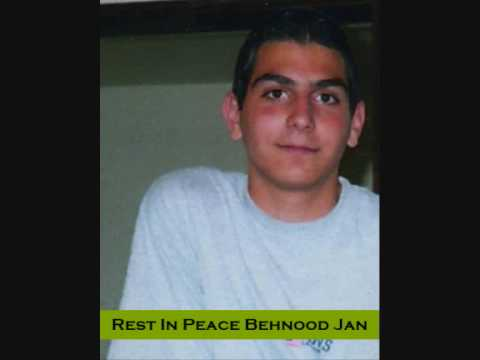 Iran Tehran 11 Oct 09 Behnood Shojaei is Executed  بهنود شجاعی اعدام شد
