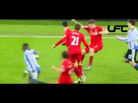Lucas Leiva vs Newcastle