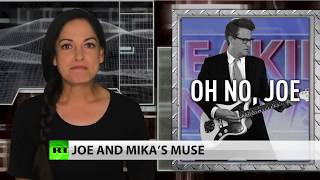 MSNBC's Joe Scarborough releases cringeworthy music while claiming the world is ending