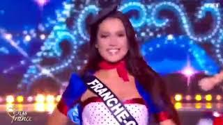 Miss France/Réunion - GROSSES CHUTES OU PETITS TREBUCHAGES !