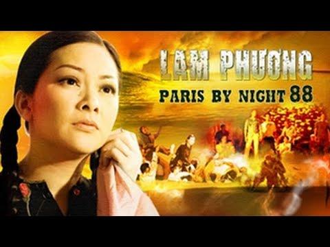 Paris By Night 88 - Đường Về Quê Hương / Lam Phương (Full Program) | Lam Phuong