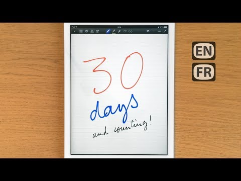 30 days with the Jot Script