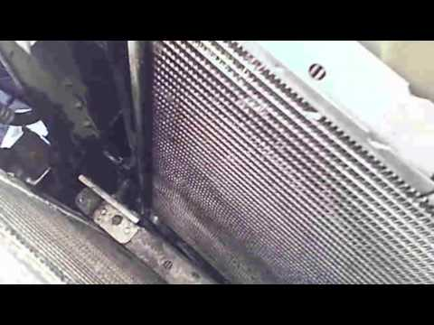 Radiator replacement 2002 - 2005 Ford Explorer Install Remove Replace