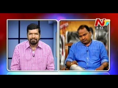 Posani Krishna Murali Comedy With Ram Gopal Varma - Mama Majaka