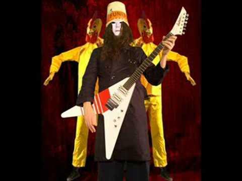 Buckethead - Power Ranger's Theme.