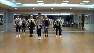 Uptown Funky Line Dance(Beginner Level)