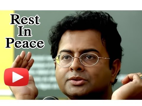 Rituparno Ghosh Dies - Rituparno Ghosh's Death News - A tribute to Rituporno Ghosh