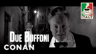 Conan & Jordan's Fake Italian Movie Trailer  - CONAN on TBS