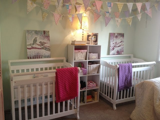 Twin Pregnancy Week 26 Plus Nursery Peek
