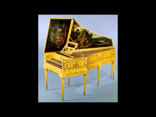 Gottlieb Muffat (1690-1770) Suites for Harpsichord