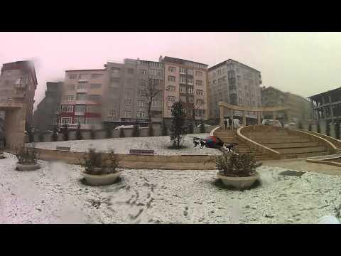 Slow Motion TAKLA-Flip- Ar.Drone 2.0 Parrot-Gopro Hero 2.Gopr.Hd.Kamera.07/01/2013 İstanbul