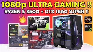 Rs 55000/- Gaming PC Build India 2019 !! 1080p Ultra Gaming - 9 Games Benchmarked [HINDI]